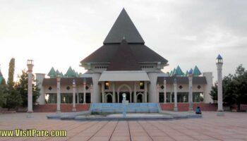 Masjid An-Nur, Ikon Kecamatan Pare