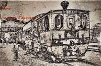 Gambar Kereta Api Lawas