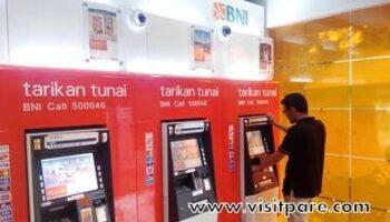 Lokasi Mesin ATM Di Sekitar Kursusan Kampung Inggris