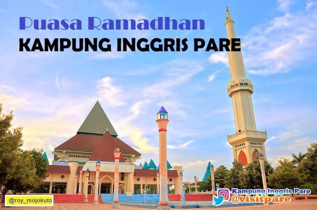 Info Kursus Puasa Ramadhan Kampung Inggris 2017