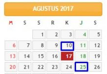 Info Kursus Kampung Inggris Agustus 2017