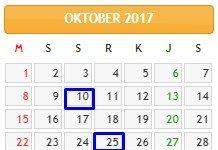 Kursus Kampung Inggris Oktober 2017