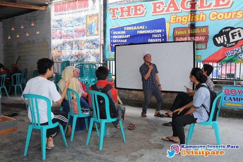 Foto The Eagle Pare Kediri