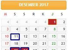 Info Kursus Kampung Inggris Desember 2017