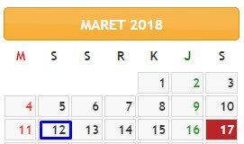 Informasi Kursus Kampung Inggris Pare Periode 10 25 Maret 2018
