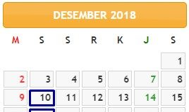 Informasi Kursus Desember Kampung Inggris Pare