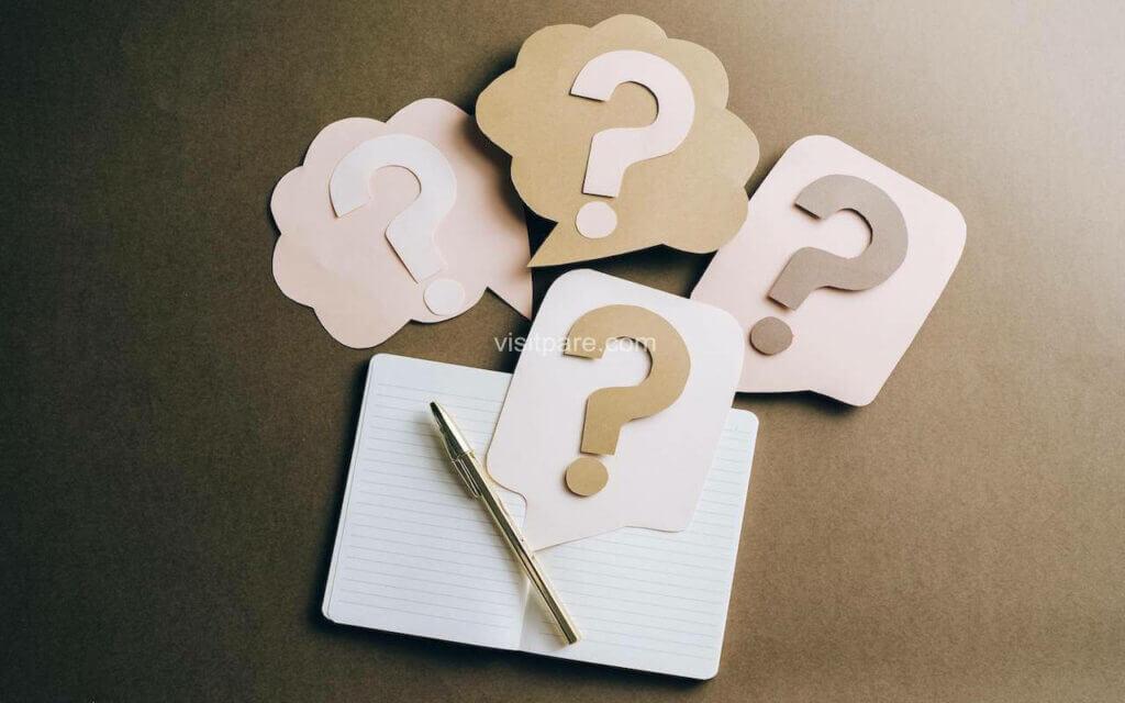 Tanda Baca Tanda Tanya atau Punctuation Question Mark