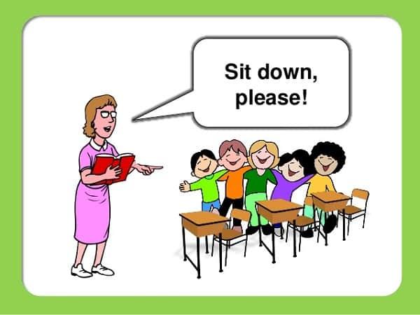 Kalimat Perintah Bahasa Inggris