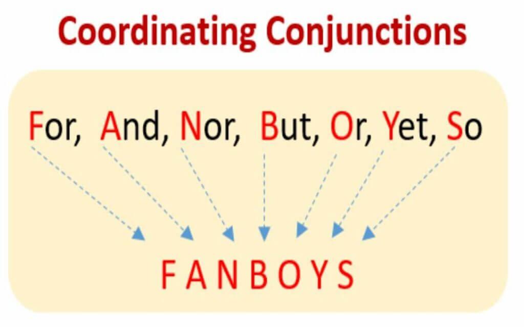 Coordination Conjunction