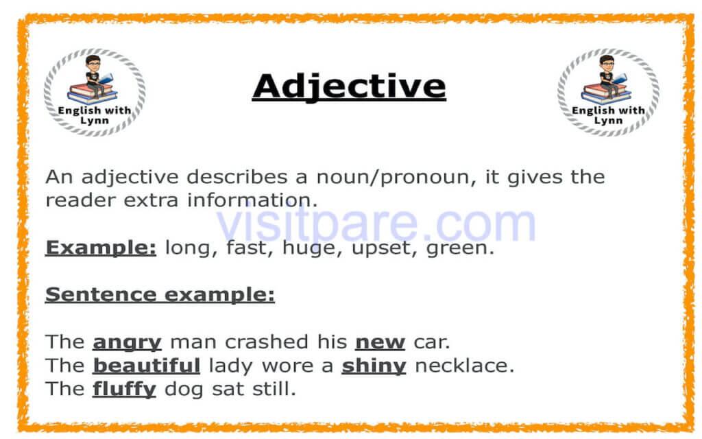 Digunakan Sebelum Kata Benda (Noun)