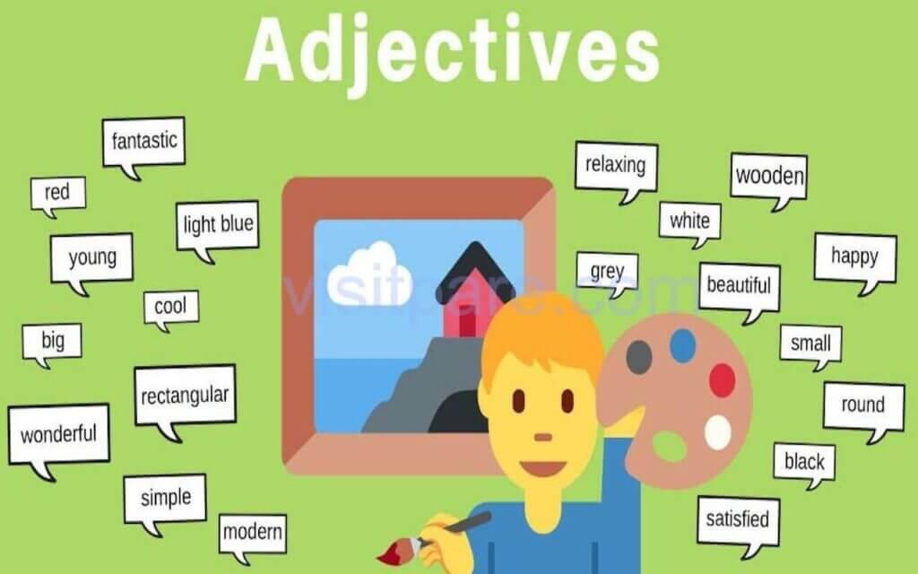 Penggunaan Kata Sifat atau Adjective