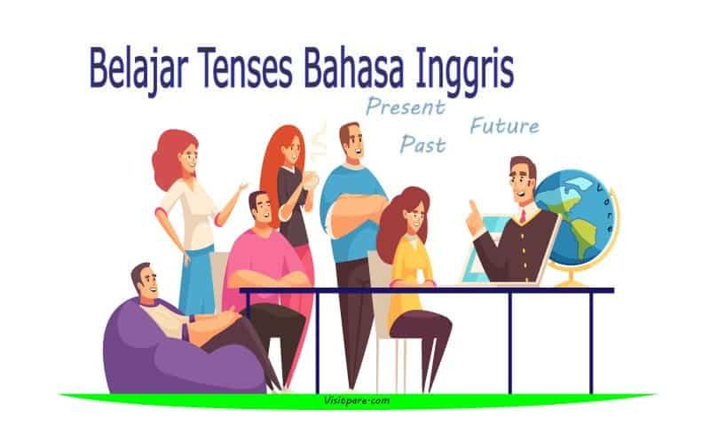 16 Jenis Tenses Bahasa Inggris Dan Contohnya