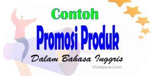 Contoh Promosi Produk dalam Bahasa Inggris yang Mudah Digunakan