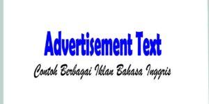 Example of Advertisement Text yang Bisa Menarik Pelanggan